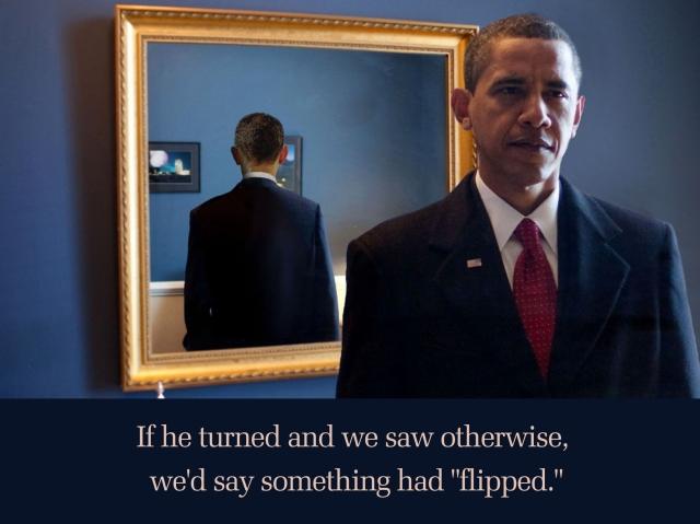 Obama Back Reading