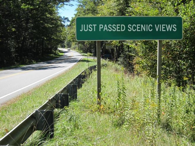 Just Passed Scenic Views